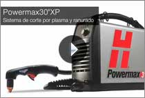 PLASMA Powermax30XP HYPERTHERM