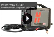 PLASMA Powermax45XP HYPERTHERM